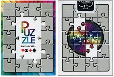 【USPCC撲克】撲克牌 PUZZLE...