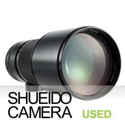 集英堂写真機【3個月保固】中古美品 / CONTAX ZIESS 300mm F4 望遠 鏡頭 C/Y 接環 17176