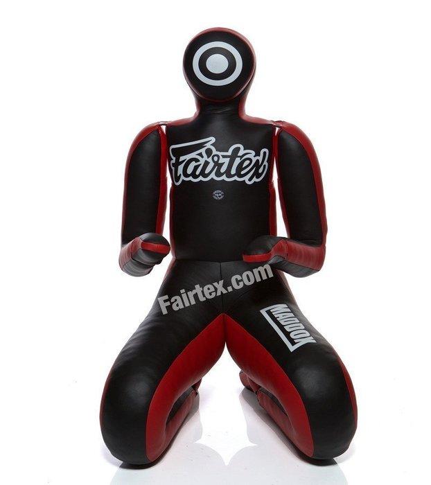[古川小夫] BJJ柔術假人Fairtex ~ 泰國原裝Fairtex柔術訓練假人~MMA斷頭台訓練WWE關節技~限量