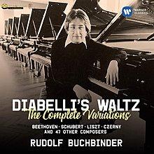 RUDOLF BUCHBINDER Diabelli's Waltz: The Complete Variations 2CD (包郵)