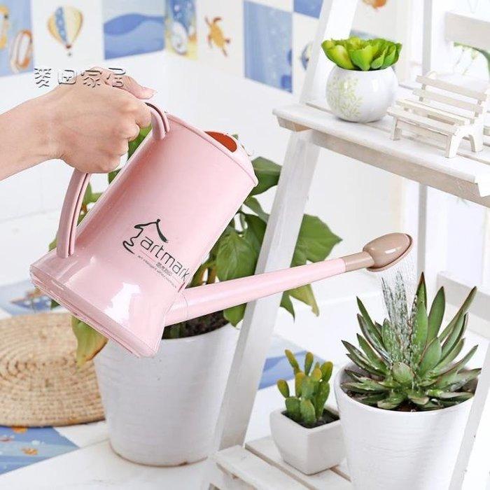灑水壺澆水壺長嘴灑水壺塑料家用園藝養花工具澆水器盆栽澆花噴壺噴水壺花灑