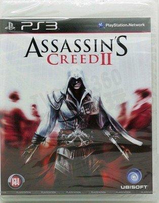 【二手遊戲】PS3 刺客教條2 Assassins Creed II 英文版 台中恐龍