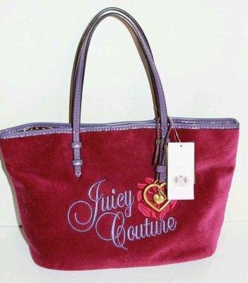 Juicy Couture ~超值限時特惠價~甜美紫色現貨 1 個
