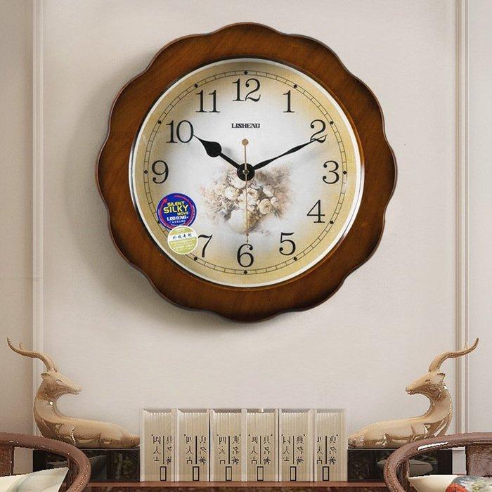 〖洋碼頭〗時鐘掛鐘餐廳創意時尚現代簡約裝飾藝術家用牆表掛鐘石英鐘客廳 xtm128