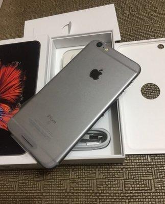 ☆摩曼星創通訊☆二手 蘋果 APPLE iPhone 6s+ 128GB 5.5吋 太空灰 中古機 2手 9.9成新