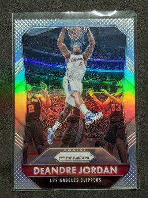 DeAndre Jordan 2015-16 Prizm Silver