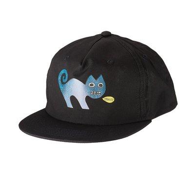 { POISON } TOY MACHINE ED TEMPLETON CAT SNAPBACK HAT 滑板藝術棒球帽 屏東縣