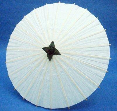 鹿港阿嬤精緻手工傘(中傘.22cm)(空白傘)彩繪棉紙傘‧ 鹿港在地創意文化.學校教學彩繪