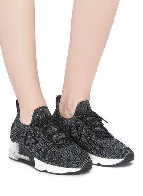 【代購】 ASH LUNATIC STAR 星星 網布 氣墊 休閒鞋