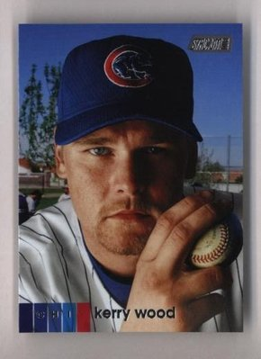 2020 Topps Stadium Club #201 Kerry Wood - Chicago Cubs