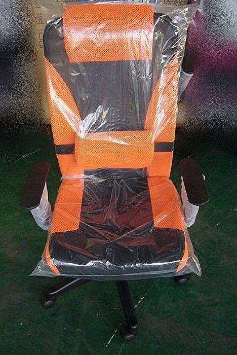 樂居二手家具*F895全新高背護腰透氣網椅*透氣網布 舒適靠背 辦公椅 電腦椅 高背網椅 全新辦公椅 全新電腦椅