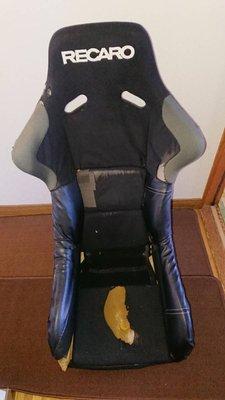 【比比昂.日本改裝 汽車座椅】レカロ・フルバケットシート中古品
