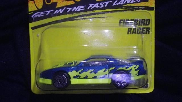 傳奇車庫-火柴盒絕版卡 龐蒂克火鳥 PONTIAC FIREBIRD RACER