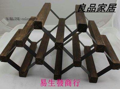【易生發商行】DIY製作 實木紅酒架 ...