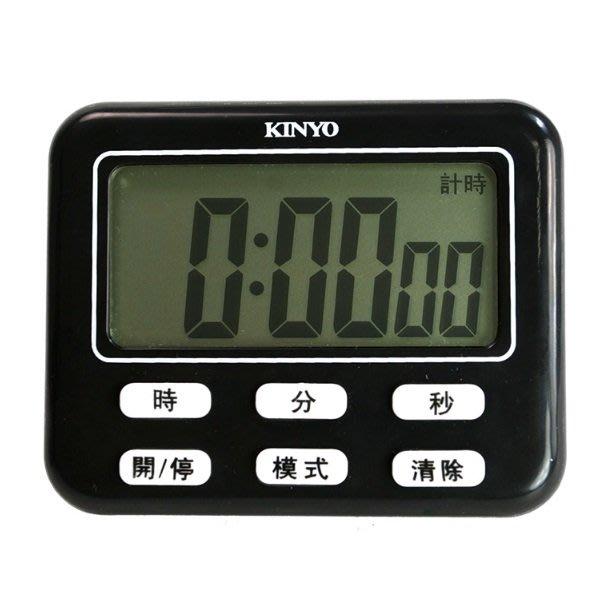 ☆精彩多芬D&J☆TC-10【KINYO耐嘉~電子式計時器數字鐘】計時器