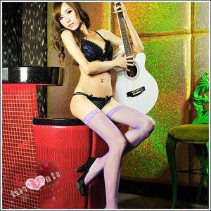 【推薦+】性感大腿網襪-神秘紫(小網襪)P221-JA-24120726性感網襪子.性感絲襪.造型襪