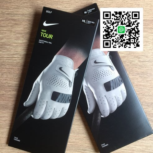 全新 Nike Golf  TOUR 90% 頂級小羊皮 高爾夫手套 絕佳觸感 更高的摩擦係數 (左手單支)