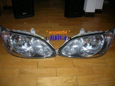 TOYOTA/ 豐田 CAMRY 04~06 年 原廠 HID 原廠大燈 、原廠尾燈 . 原廠後視鏡