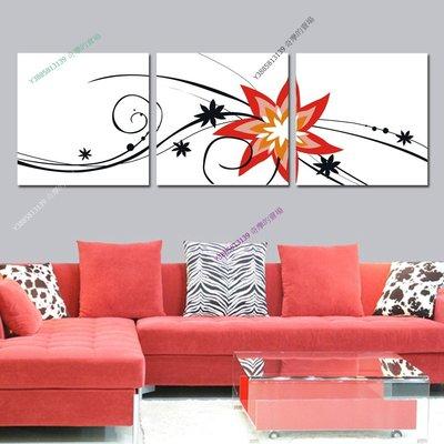 【70*70cm】【厚1.2cm】經典花卉-無框畫裝飾畫版畫客廳簡約家居餐廳臥室牆壁【280101_285】(1套價格)