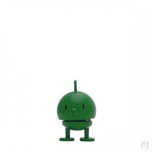 丹麥Hoptimist微笑彈簧小人 Baby Bumble 小邦邦 (青綠色)