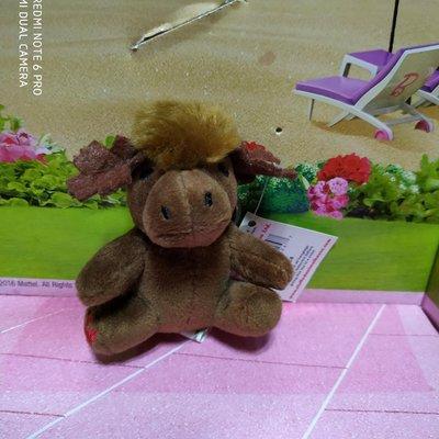 stuffed animal 鑰匙圈-鹿