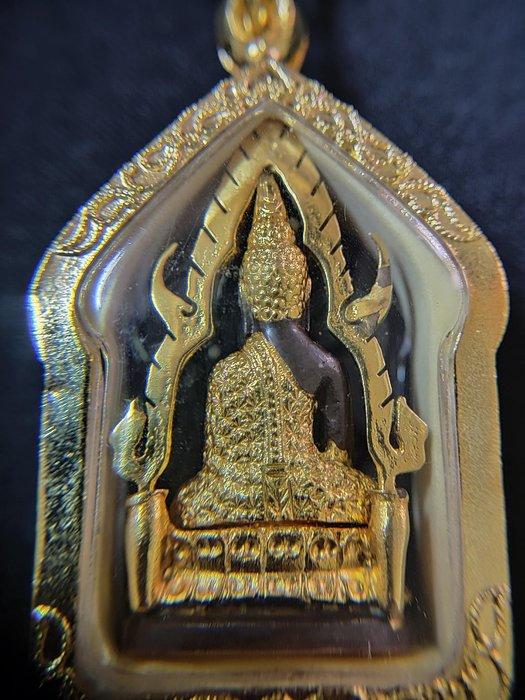 2485成功佛老佛牌妙吉祥瓦素泰寺廟做給皇室的成功佛最靈感事蹟皇室版稀有聖物พระพุทธชินราช泰國佛陀擋險健康