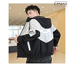 CPMAX 韓系歐爸工裝上衣外套 休閒夾克連帽外套 大尺碼外套 外套 連帽外套 男生衣著 夾克 韓系外套 C120