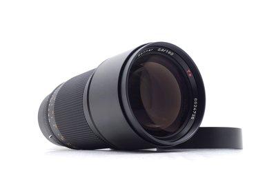 【台中青蘋果】Contax Carl Zeiss T* Sonnar AEG 180mm f2.8 #44982