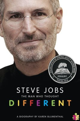 [文閲原版]喬布斯傳 英文原版 Steve Jobs: The Man Who Thought Different