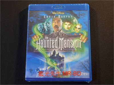 [藍光BD] - 鬼屋 The Haunted Mansion