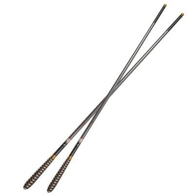 哆啦本鋪 般若師鯉魚竿碳素超輕超硬3.9 5.4 6.3 7.2米長節手竿臺釣釣魚竿 D655