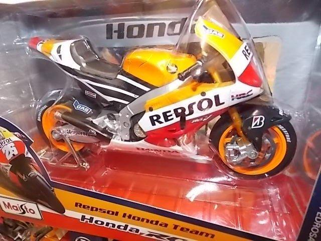 {車界模王}2014 HONDA RCV REPSOL MOTO GP 26.93號 1:10空運到!!!!!!!!!