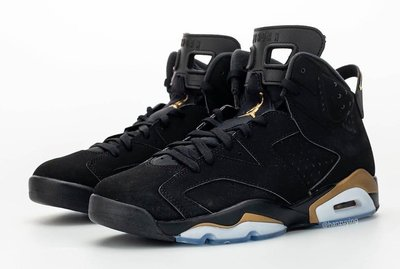 "Nike Air Jordan 6 ""DMP"" 全新正品公司含運 現貨 US8-10.5 可刷卡分期 下標請詢問 CT4954-007 黑金"
