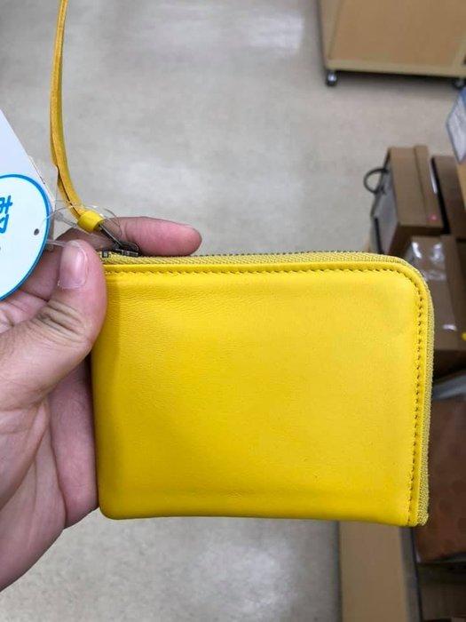 日本製 L型羊皮皮夾