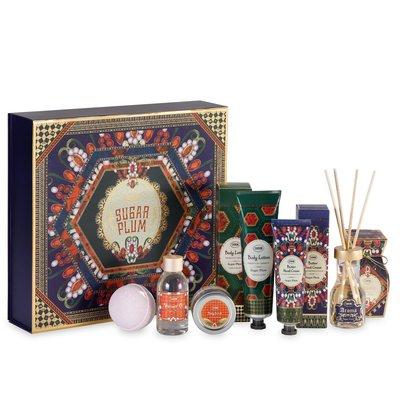 🌖柚子娘娘代購🌖 Sabon 國外搶先推出 限量 聖誕節限定 香甜桃李全系列禮盒