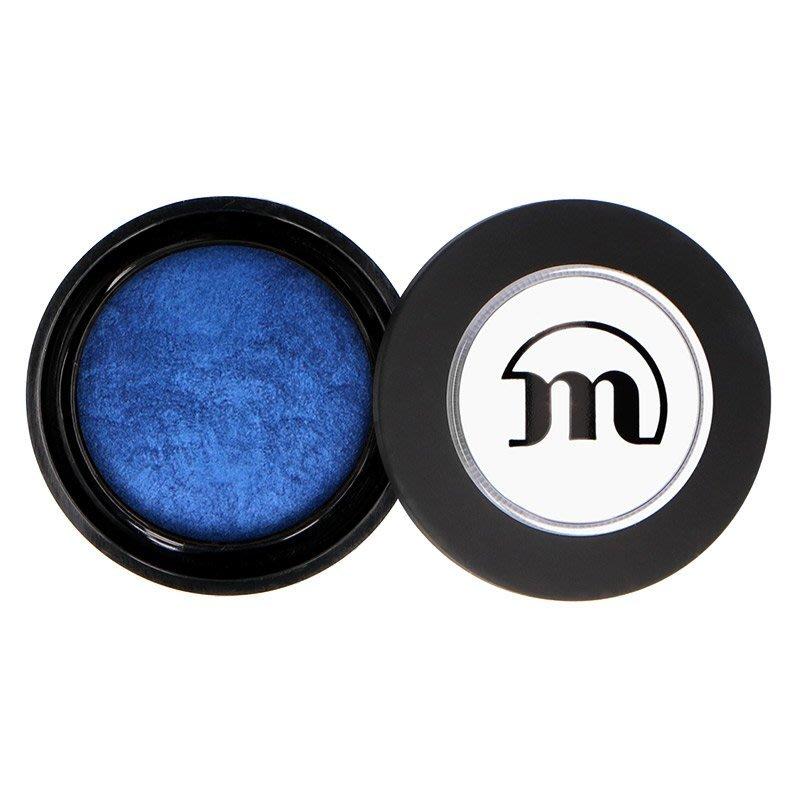 荷蘭彩妝make-up studio 金鑛光眼影 blazing blue寶藍
