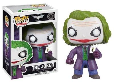 ~漫優精品~Jame's Room#Funko POP 蝙蝠俠黑暗騎士Batman 36# 小丑