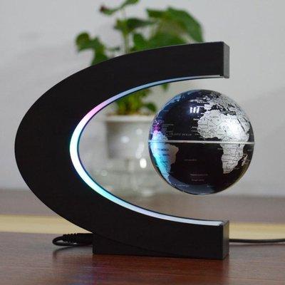 地球儀磁懸浮地球儀懸空科技擺件簡約家居現代創意時尚生日禮物送禮精品哆啦A珍