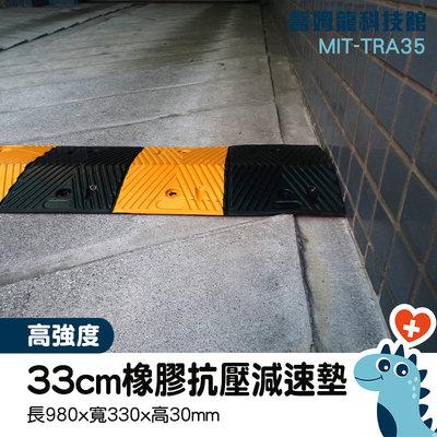 顛簸路面 緩速墊 交通減速帶 降低巷道車速 馬路減速丘 停車場設備 MIT-TRA35