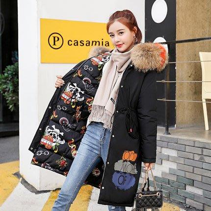 ☆女孩衣著☆2018冬季新款韓版修身棉服女大碼加厚兩面穿棉衣學生棉袄潮(NO.118)