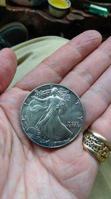 大草原典藏,美國銀幣,特價一天