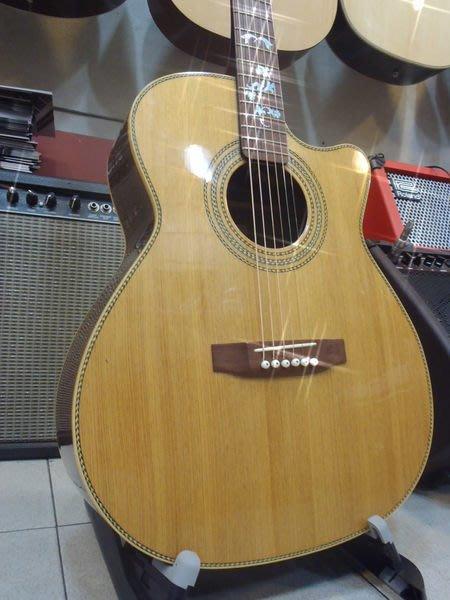 臺灣品牌 AYERS EMOTION 全單板 木吉他 手工製作 力木調音 媲美TAYLOR MARTIN共鳴聲響