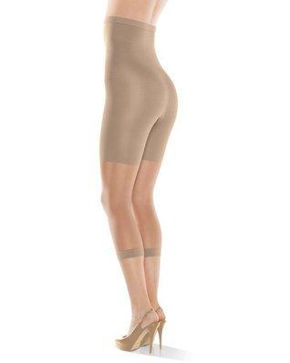 美國品牌SPANX~素面無痕高腰塑身褲/束身褲 Legging  #268 ASSETS系列 膚色/黑色