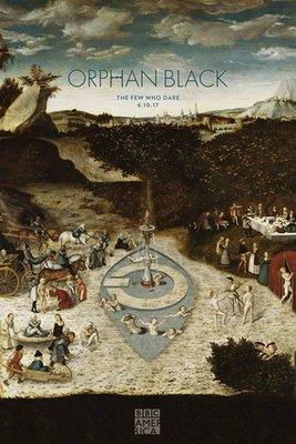【藍光電影】黑色孤兒 第五季 2碟 Orphan Black S05 (2017) 130-053|130-054