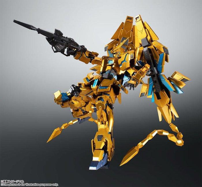 Robot魂 248 獨角獸3號機 鳳凰phenex 毀滅模式 NT版 NARRATIVE Ver.