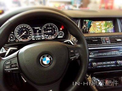 [ROY蕭] BMW 5系6系 F10 11 5GT F12 13 小螢幕改原廠大螢幕+CIC/NBT主機+原廠導航開通