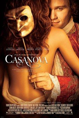 【藍光電影】卡薩諾瓦/濃情威尼斯 Casanova 2005 117-071