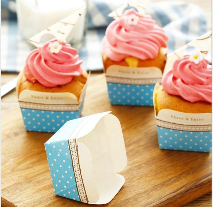 Amy烘焙網:多款任選/50入/正方形北海道戚風杯/方形瑪芬紙杯/磅蛋糕杯子蛋糕