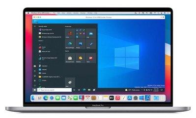 Parallels Desktop For Mac虛擬機V17 雙系統  MacBook M1/intel bigsur 可用