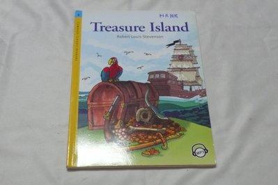 【彩虹小館Q2】英文童書~Treasure Island_compass publishing